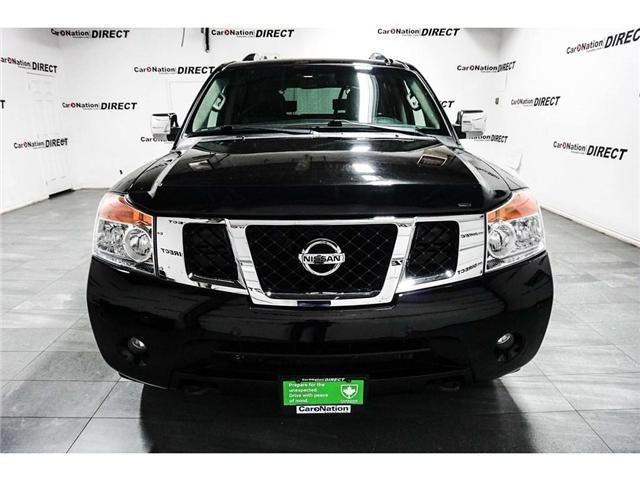 2013 Nissan Armada Platinum (Stk: J677A) in Burlington - Image 2 of 30