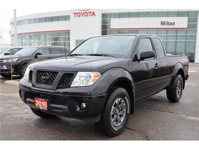 2015 Nissan Frontier  (Stk: 739071) in Milton - Image 1 of 19
