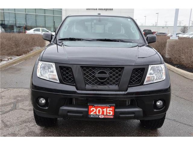 2015 Nissan Frontier  (Stk: 739071) in Milton - Image 2 of 19