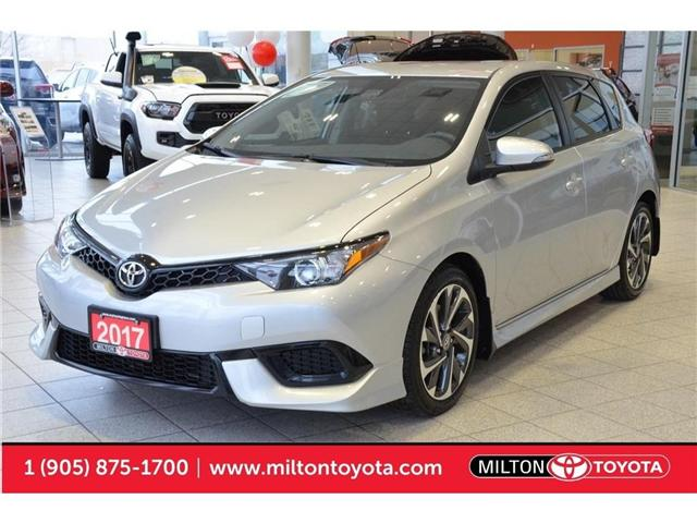 2017 Toyota Corolla iM Base (Stk: 530079) in Milton - Image 1 of 36