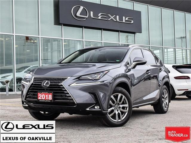 2018 Lexus NX 300 Base (Stk: UC7632) in Oakville - Image 1 of 25
