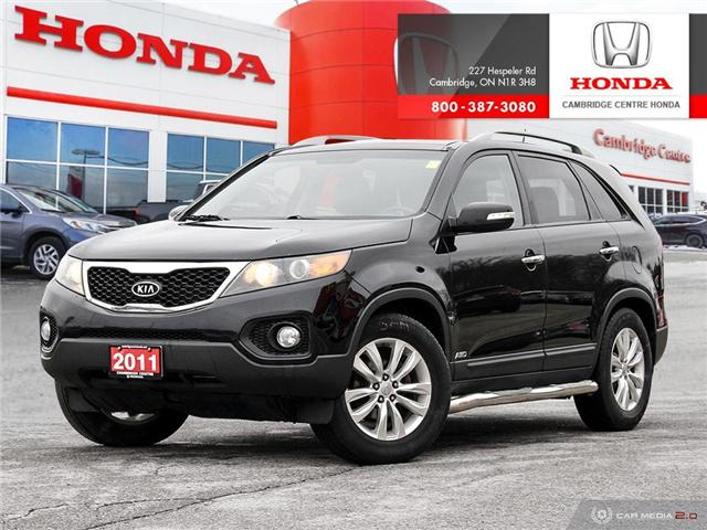 2011 Kia Sorento EX V6 (Stk: U4927B) in Cambridge - Image 1 of 27