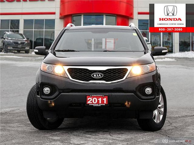 2011 Kia Sorento EX V6 (Stk: U4927B) in Cambridge - Image 2 of 27