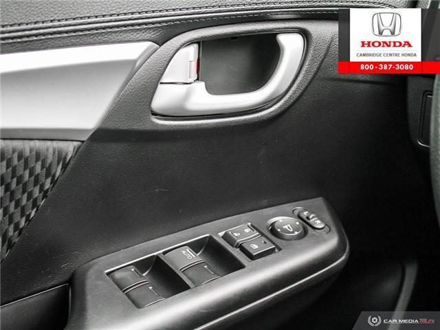 2015 Honda Civic EX (Stk: 19475A) in Cambridge - Image 17 of 27