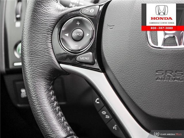 2015 Honda Civic EX (Stk: 19475A) in Cambridge - Image 18 of 27