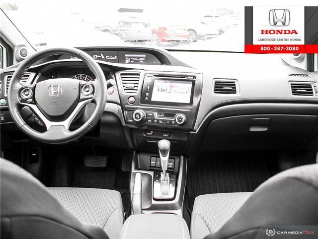 2015 Honda Civic EX (Stk: 19475A) in Cambridge - Image 25 of 27