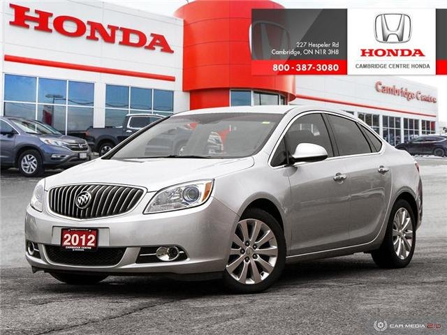 2012 Buick Verano Base (Stk: 19415A) in Cambridge - Image 1 of 27