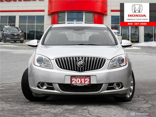 2012 Buick Verano Base (Stk: 19415A) in Cambridge - Image 2 of 27