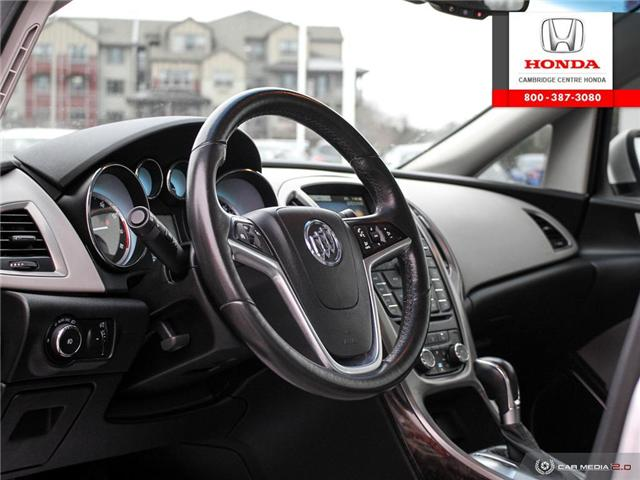 2012 Buick Verano Base (Stk: 19415A) in Cambridge - Image 13 of 27