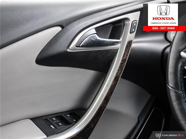 2012 Buick Verano Base (Stk: 19415A) in Cambridge - Image 17 of 27