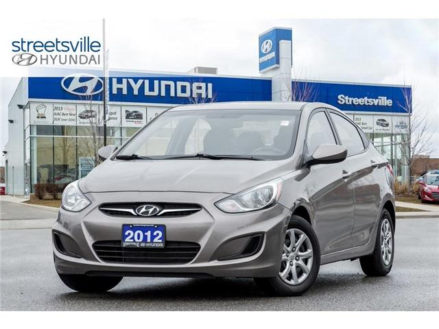 2012 Hyundai Accent  (Stk: 19SF031B) in Mississauga - Image 1 of 18