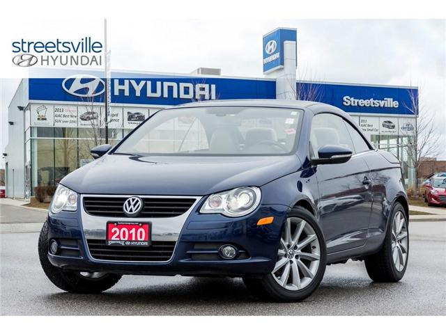 2010 Volkswagen Eos 2.0 TSI Highline (Stk: P0631) in Mississauga - Image 1 of 18