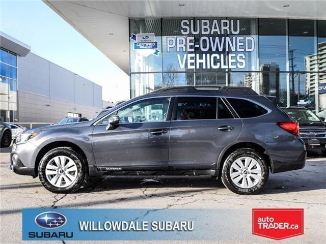 2018 Subaru Outback 2.5i Touring | POWER LIFTGATE| HEATED SEATS (Stk: 18D54) in Toronto - Image 2 of 24