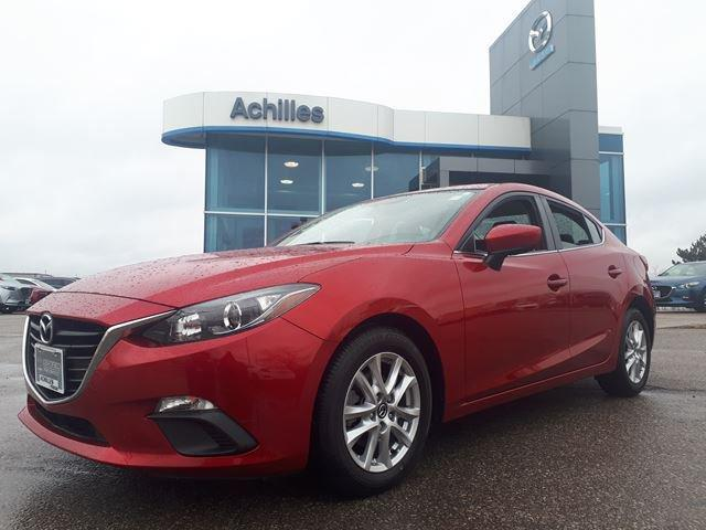 2015 Mazda Mazda3 GS (Stk: L1064A) in Milton - Image 1 of 11