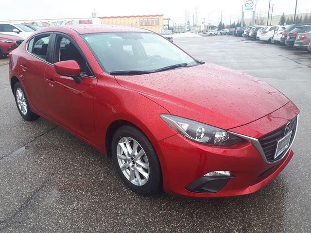 2015 Mazda Mazda3 GS (Stk: L1064A) in Milton - Image 4 of 11