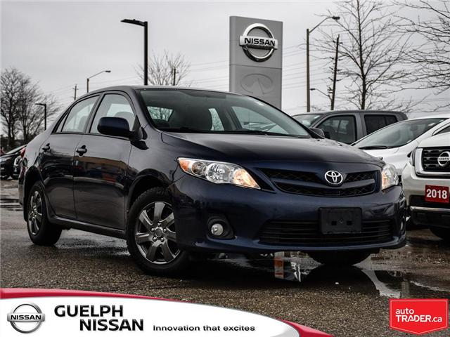 2012 Toyota Corolla  (Stk: UP13559A) in Guelph - Image 1 of 21