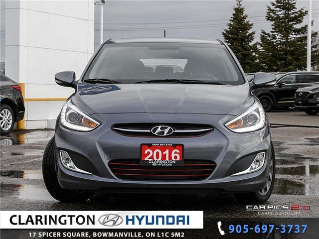 2016 Hyundai Accent SE (Stk: U847) in Clarington - Image 2 of 27