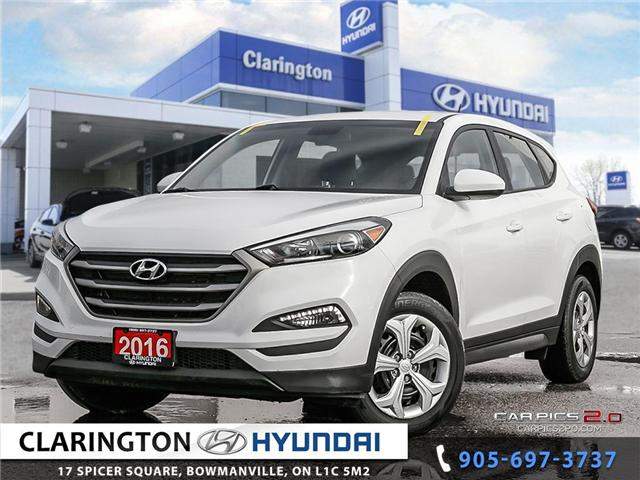 2016 Hyundai Tucson Base (Stk: U846) in Clarington - Image 1 of 27
