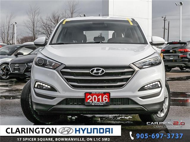 2016 Hyundai Tucson Base (Stk: U846) in Clarington - Image 2 of 27
