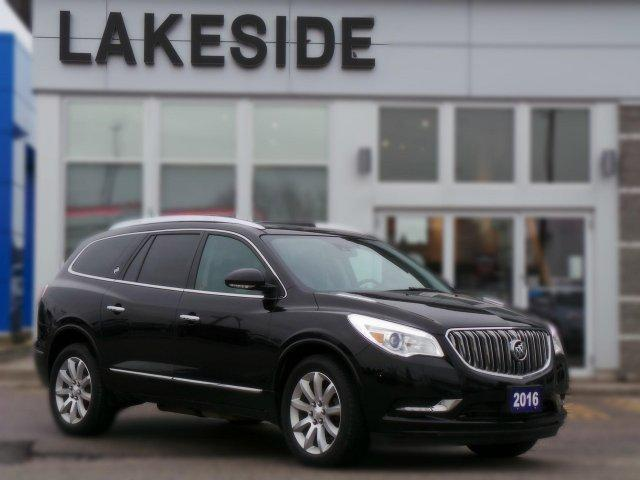 2016 Buick Enclave Premium (Stk: T9144A) in Southampton - Image 1 of 24