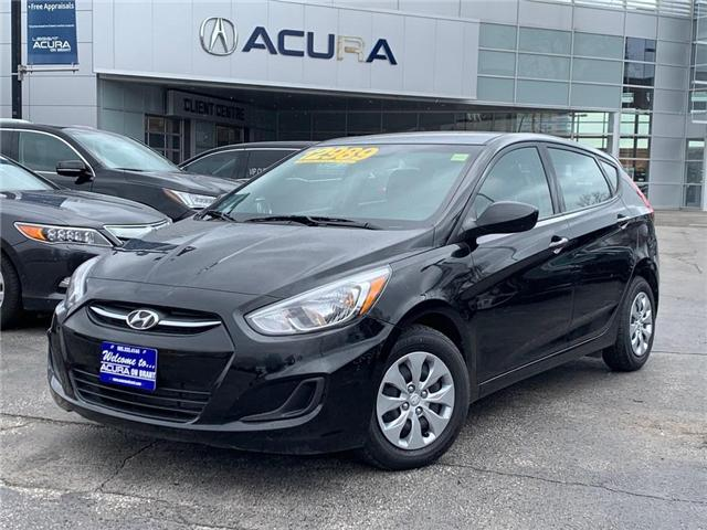 2017 Hyundai Accent  (Stk: 3939) in Burlington - Image 1 of 25