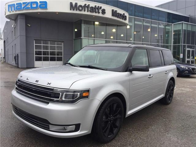 2018 Ford Flex  (Stk: 27357A) in Barrie - Image 1 of 27