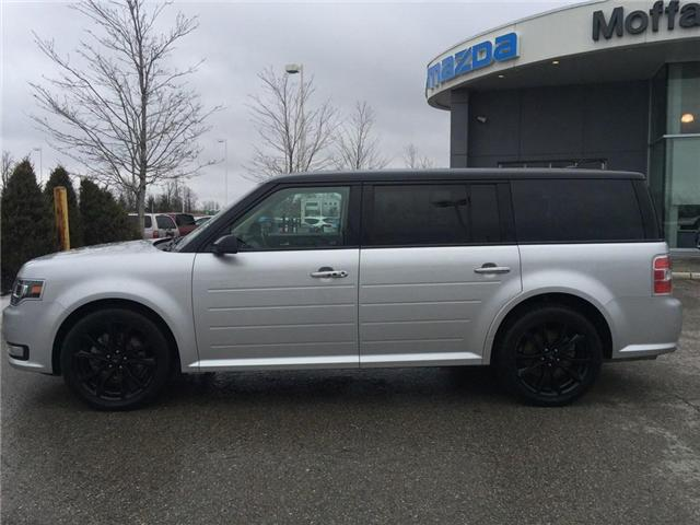 2018 Ford Flex  (Stk: 27357A) in Barrie - Image 2 of 27