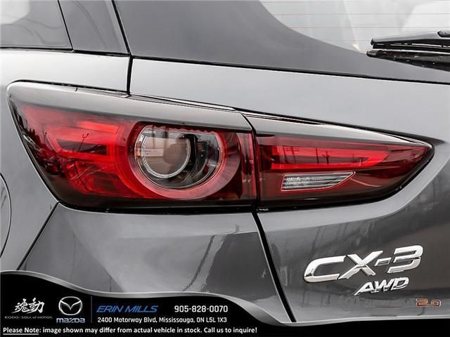 2019 Mazda CX-3 GT (Stk: 19-0277) in Mississauga - Image 11 of 24