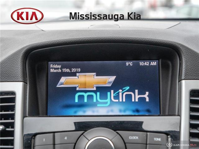Used 2014 Chevrolet Cruze 1LT for Sale in Mississauga