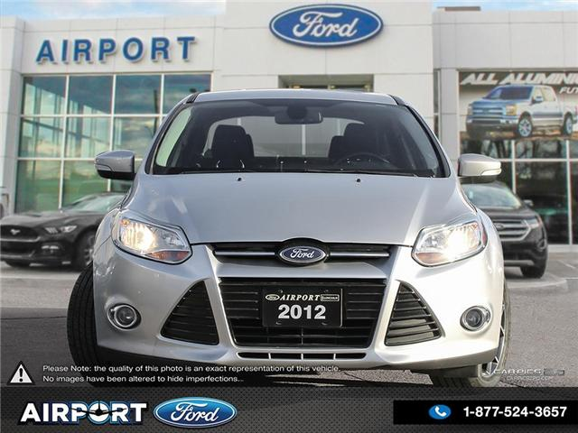 2012 Ford Focus SEL (Stk: A80690X) in Hamilton - Image 2 of 27