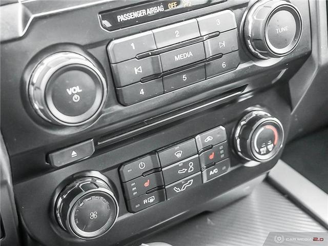2018 Ford F-150 XLT (Stk: 1HL121) in Hamilton - Image 19 of 26