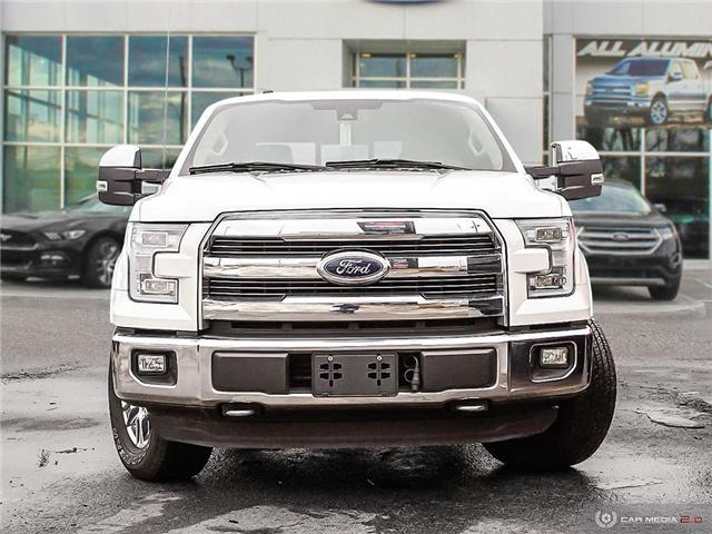 2016 Ford F-150 Lariat (Stk: 1HL123) in Hamilton - Image 2 of 24