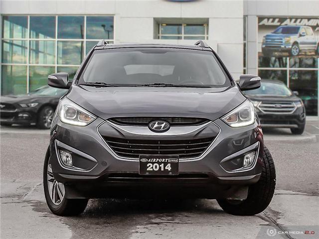 2014 Hyundai Tucson Limited (Stk: A90049) in Hamilton - Image 2 of 24