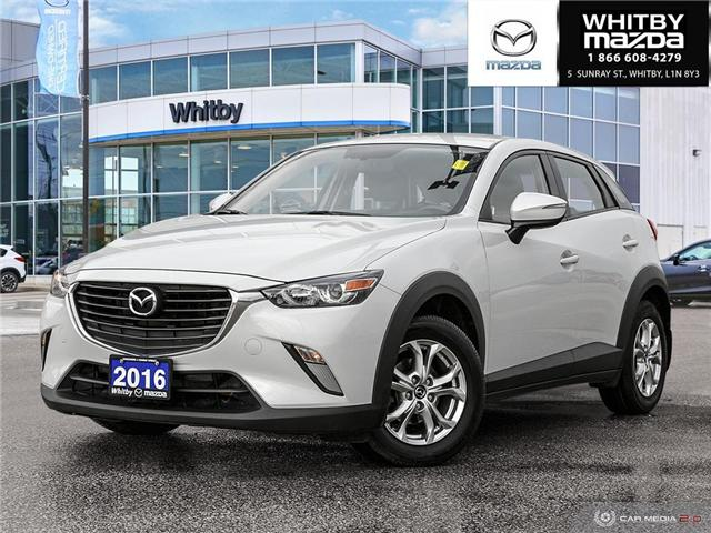 2016 Mazda CX-3 GS (Stk: P17417) in Whitby - Image 1 of 27