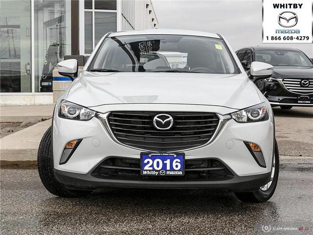 2016 Mazda CX-3 GS (Stk: P17417) in Whitby - Image 2 of 27