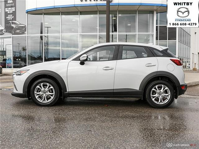 2016 Mazda CX-3 GS (Stk: P17417) in Whitby - Image 3 of 27
