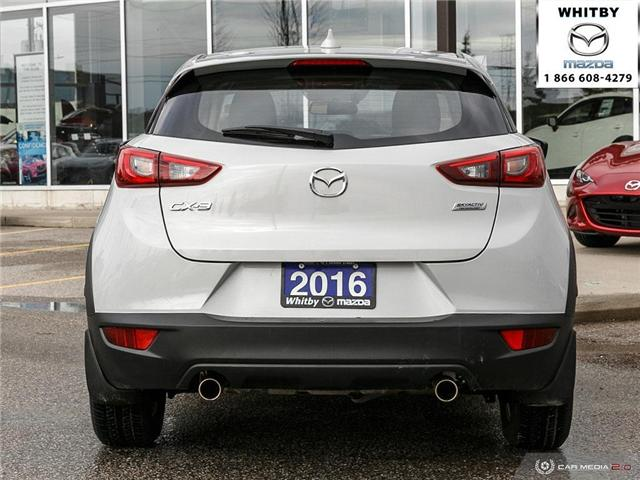 2016 Mazda CX-3 GS (Stk: P17417) in Whitby - Image 5 of 27