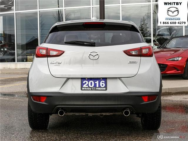 2016 Mazda CX-3 GT (Stk: 190075A) in Whitby - Image 5 of 27