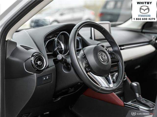 2016 Mazda CX-3 GT (Stk: 190075A) in Whitby - Image 12 of 27