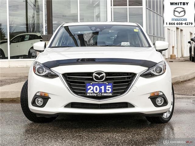 2015 Mazda Mazda3 GT (Stk: P17416) in Whitby - Image 2 of 27
