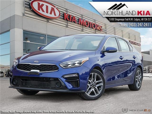 2019 Kia Forte EX Premium (Stk: 9FT1810) in Calgary - Image 1 of 23