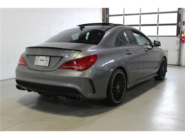 2015 Mercedes-Benz CLA-Class Base (Stk: 255438) in Vaughan - Image 8 of 30
