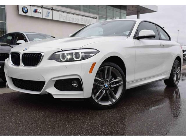 2019 BMW 230i xDrive (Stk: 9D32637) in Brampton - Image 1 of 11