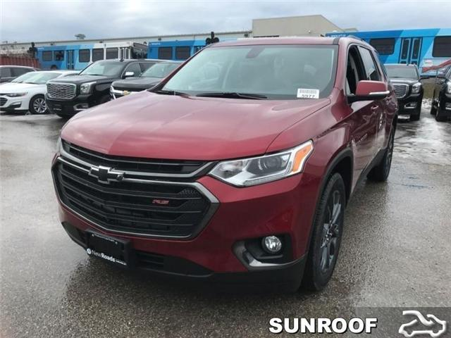 2019 Chevrolet Traverse RS (Stk: J236633) in Newmarket - Image 1 of 20