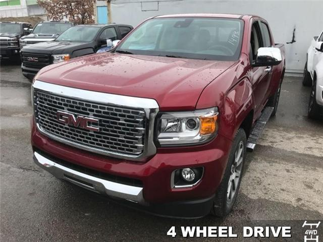 2019 GMC Canyon Denali (Stk: 1251493) in Newmarket - Image 1 of 17
