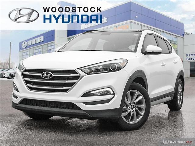 2018 Hyundai Tucson SE 2.0L (Stk: P1378) in Woodstock - Image 1 of 27