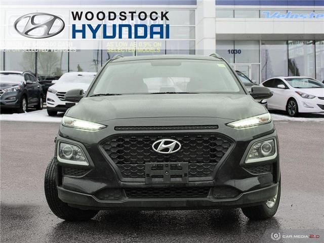 2019 Hyundai KONA 2.0L Essential (Stk: P1377) in Woodstock - Image 2 of 27