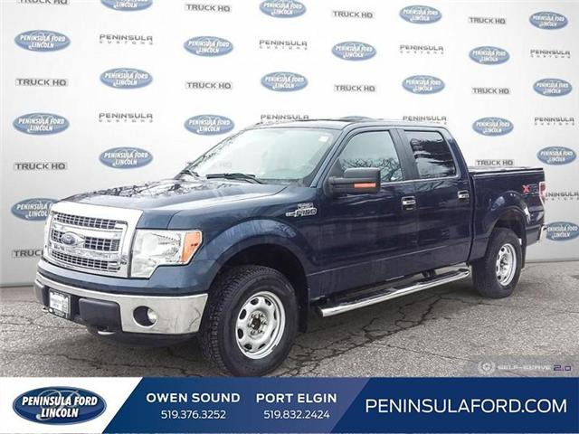 2013 Ford F-150 XLT (Stk: 18LI05B) in Owen Sound - Image 1 of 23