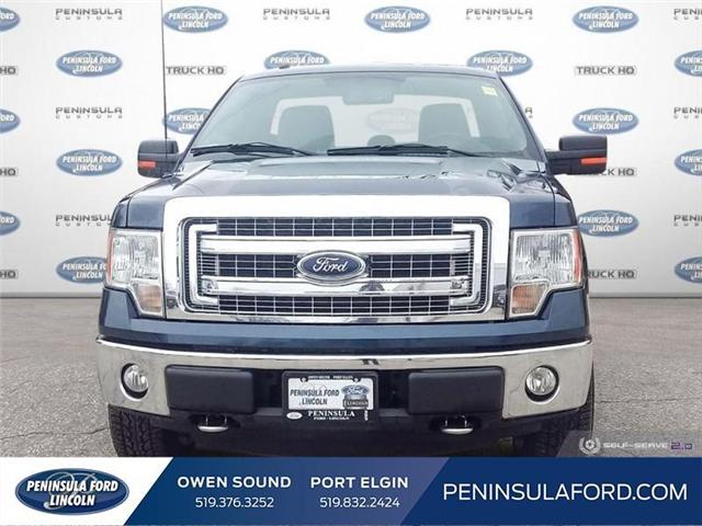 2013 Ford F-150 XLT (Stk: 18LI05B) in Owen Sound - Image 2 of 23