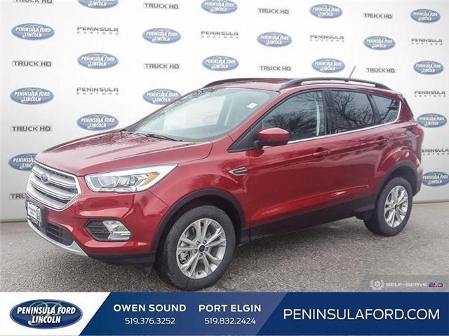 2019 Ford Escape SEL (Stk: 19ES27) in Owen Sound - Image 1 of 24